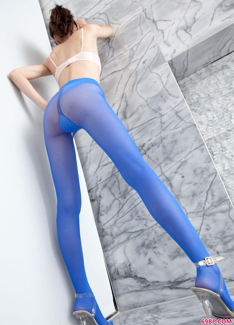 美腿嫩模第40期艾子,杨棋涵图片