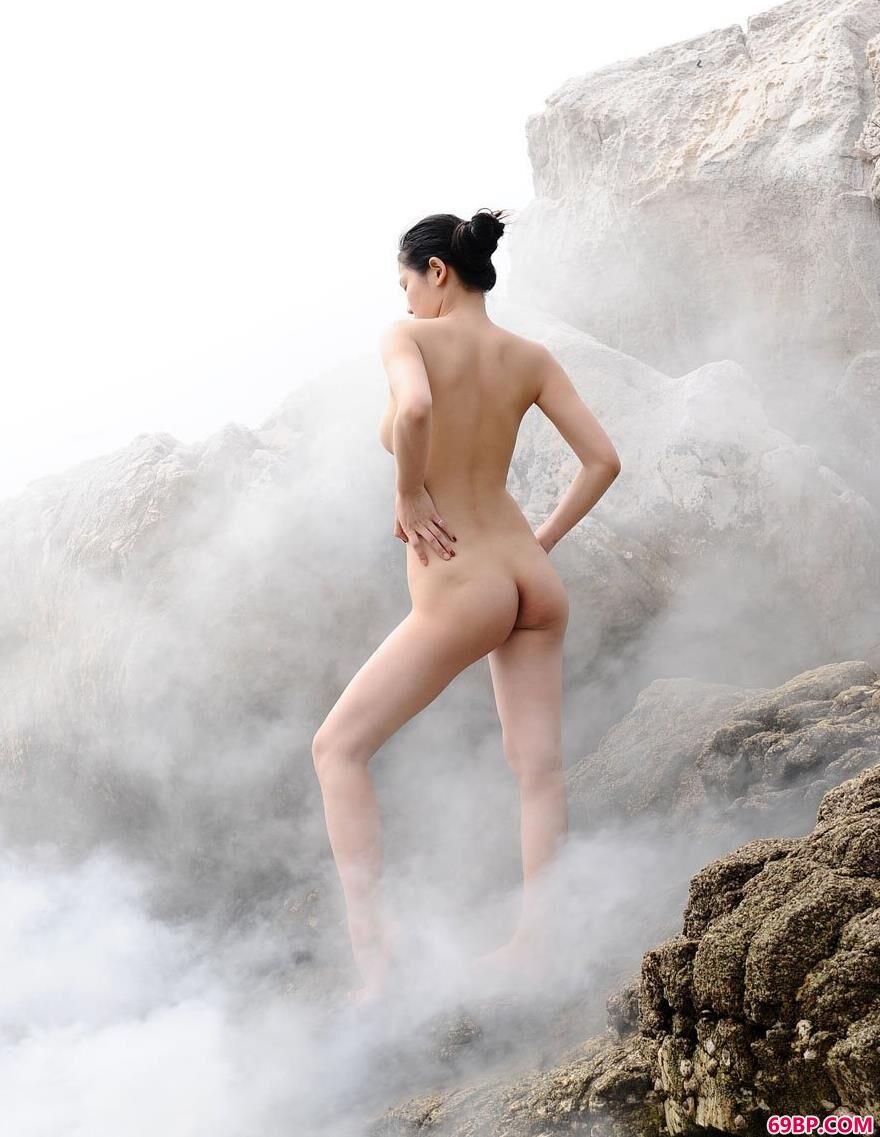 名模俪仙,仙境中的人体1,gogo人体专业高清人体摄影
