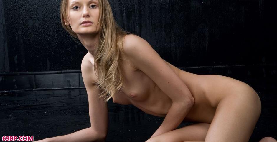 美模Blanche澎湃豹纹人体2