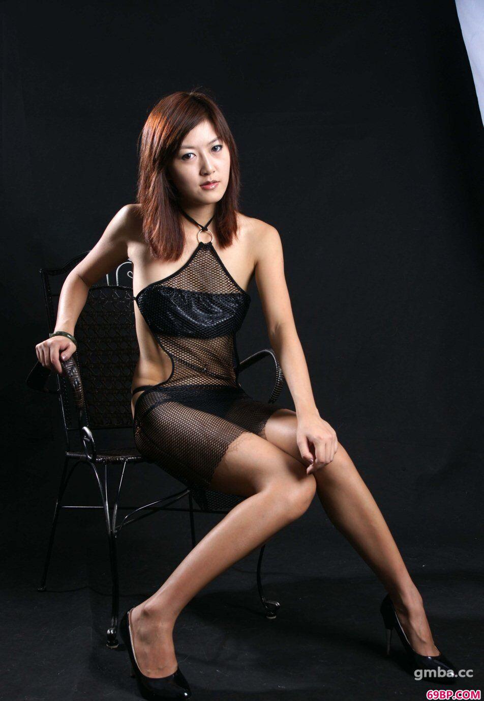 超模晴丝袜艺术造型约拍私房照片